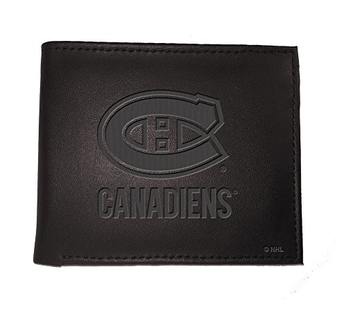 Team Sports America Montreal Canadiens Bi-Fold Wallet