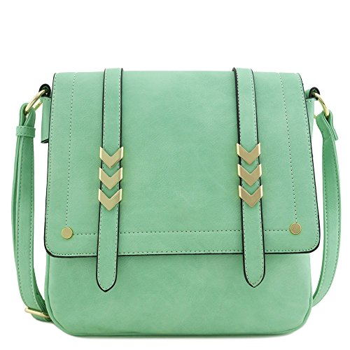 Large Satchel Handbags - 9