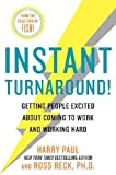 Instant Turnaround!, Harry Paul and Ross Reck, 0061730424