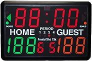 BSN Multisport Indoor Tabletop Scoreboard