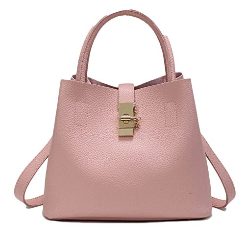 Messenger Bag Leather Fashion Casual Bag PU European Shoulder Style Bag Leather Microfiber Temperament Thickened Bag Bag Bag Shoulder Windred Women's Bag awPvUW