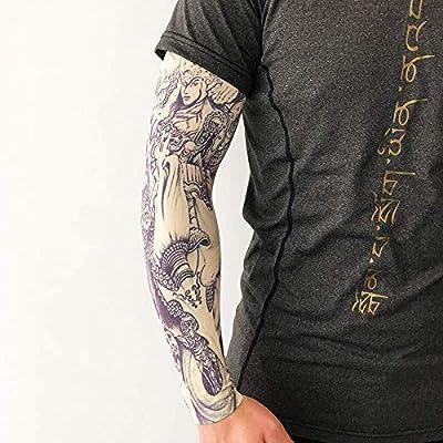 JinRui-Sport Mangas tatuadasManga de Tatuaje Brazo de protección ...