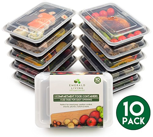 Compartment Containers Containers Microwavable Dishwasher product image
