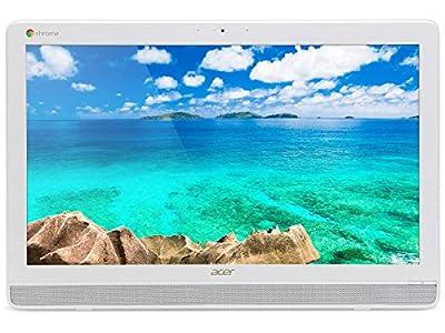 """Acer 21.5"""" AIO Computer NVIDIA Quad-Core 2.1GHz, 4GB RAM, 16GB ,Chrome OS Webcam (Certified Refurbished)"""