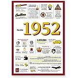 Tolle Geschenkidee: Jahreschronik 1952
