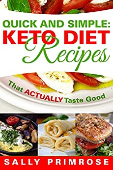 amazon keto diet recipes