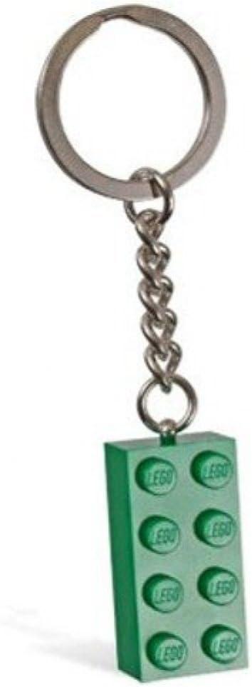 LEGO Green Brick Key Chain by Creator