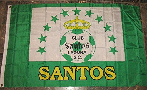Mexico Santos Laguna Soccer Club Flag 3x5 Mexican Banner