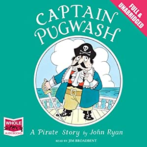Captain Pugwash Audiobook
