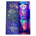 Kirifly-Artificial-Rose-Gifts-Fake-Flowers-Roses-Presents-for-Women-LED-Light-Plastic-Cellophane-Flower-Birthday-Anniversary-Engagement-Colorful-Gifts