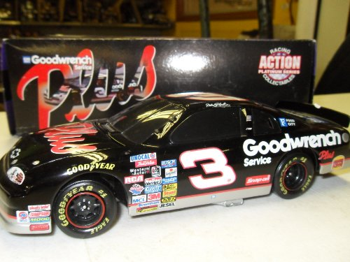 Dale Earnhardt GM Goodwrench Plus 1997 Monte Carlo #3 Bank Action Racing 1:24 Die-Cast Stock Car Limited Run