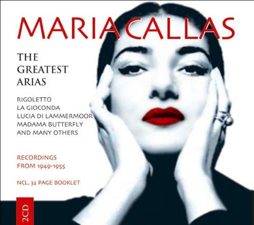 - Maria Callas sings The Greatest Arias: Rigoletto / La Gioconda / Lucia di Lammermoor / Madama Butterfly