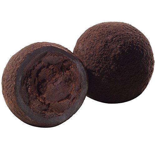 Godiva Chocolatier Dark Chocolate Truffles Gift Box, Great for Gifting, Dark Chocolate Treats, Gifts for Her, Mothers Day Gifts, 12 Piece by GODIVA Chocolatier (Image #4)
