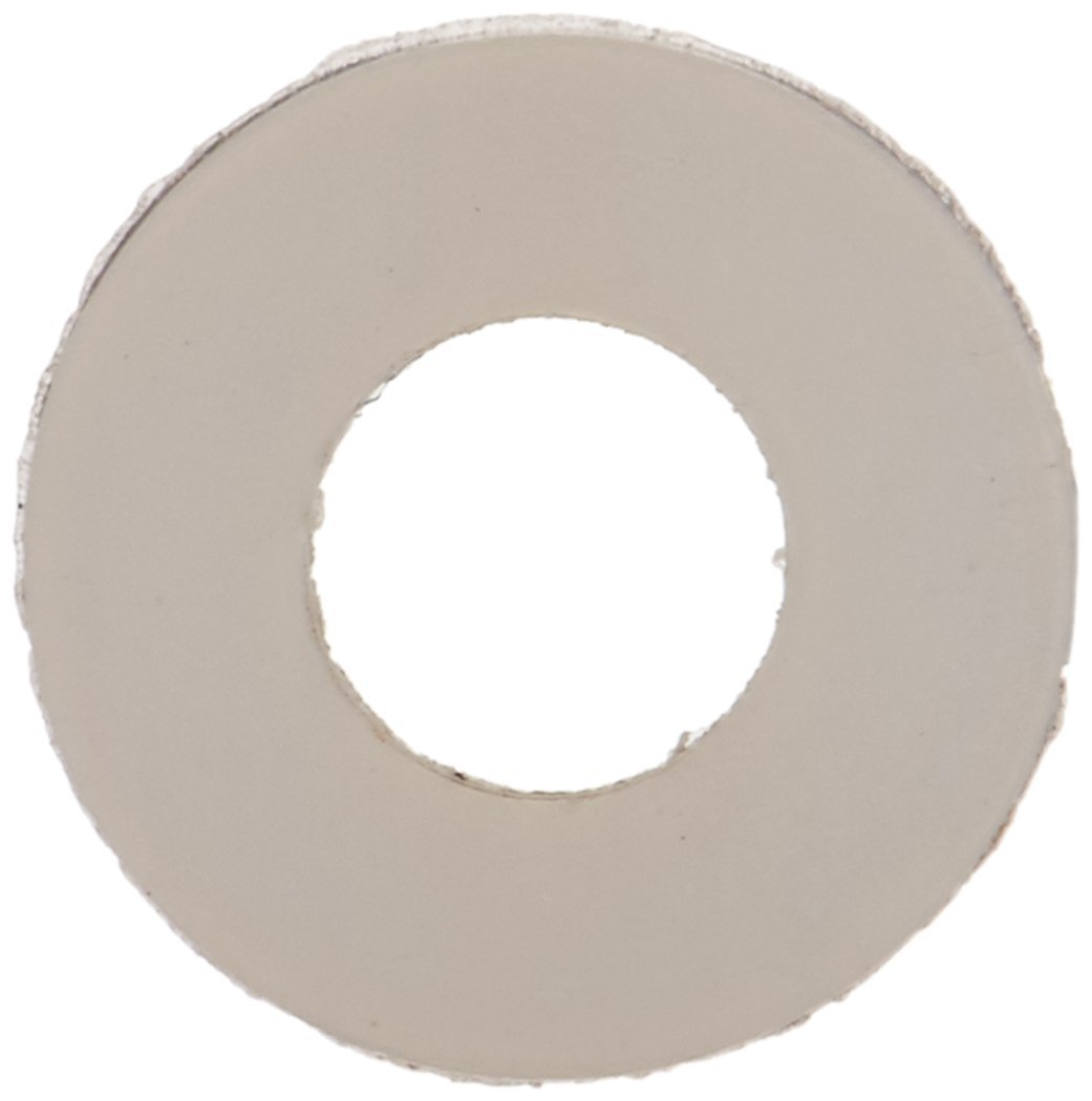 3mm x 7mm x 1mm Flat Insulating Nylon Washers White 1000 Pcs