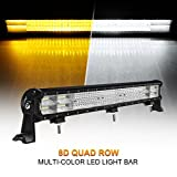 2000 subaru legacy bumper cover - LED Light Bar Rigidhorse 29Inch 635W Quad Row Multi-Color LED Light Bar Spot Flood Combo Beam Off Road Light Bar For Jeep SUV Truck ATVs