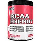 Cheap Evlution Nutrition BCAA Energy – High Performance, Energizing Amino Acid Supplement for Muscle Building, Recovery, and Endurance (Watermelon, 30 Servings)