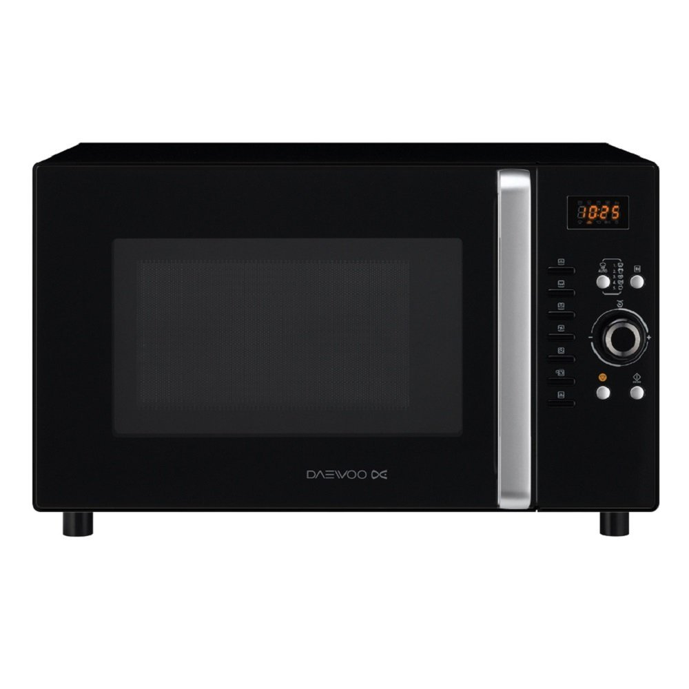 Daewoo KOC9Q3T Combination Microwave Oven with Grill, 28 L, 900 W - Black:  Amazon.co.uk: Kitchen & Home