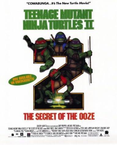 11x17 Part 3 Movie TMNT Teenage Mutant Ninja Turtles High Quality Print !!
