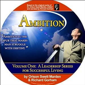 Ambition Audiobook