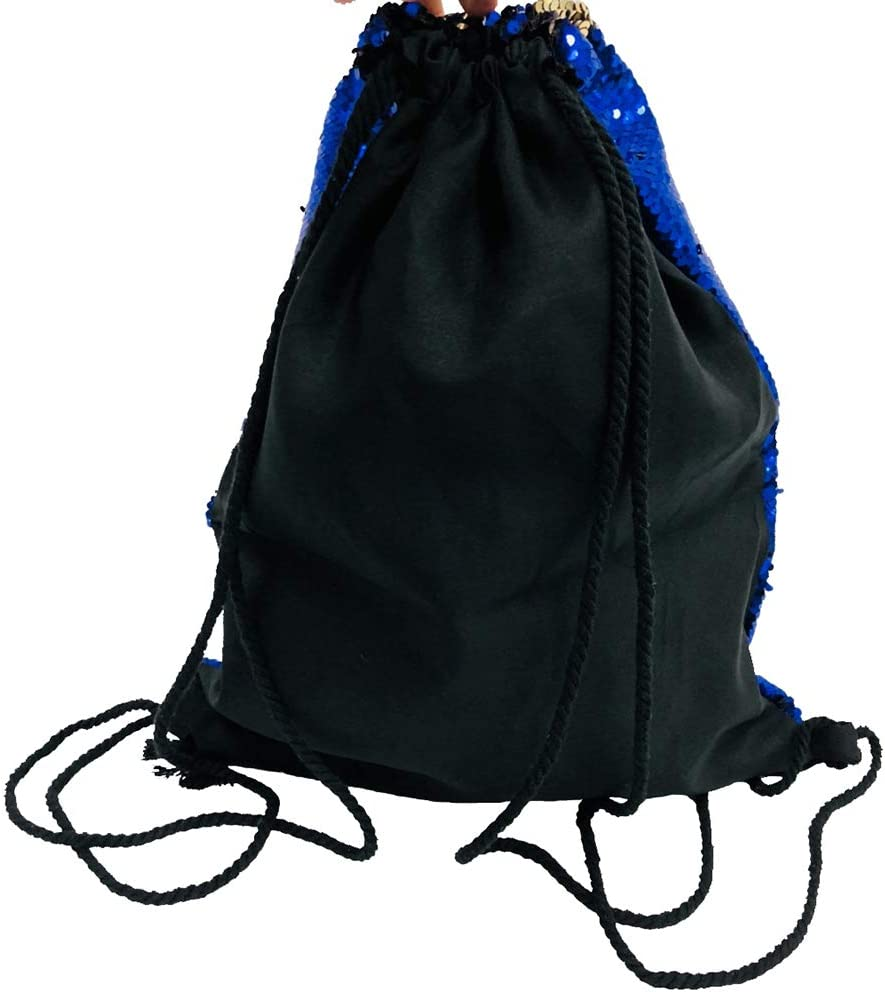 Drawstring Backpack Roller Skate Unisex Funny Crew Shoulder Bags