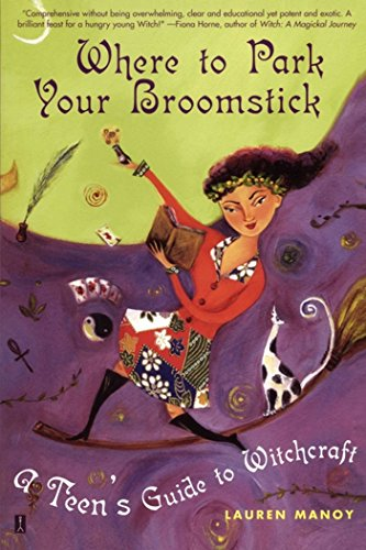 Where to Park Your Broomstick: A Teen's Guide to (Witches Broomsticks For Sale)