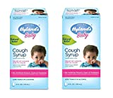 Hyland's Baby Cough Syrup, Natural Cough and Cold Relief, 4 Ounce (Pack of 2)