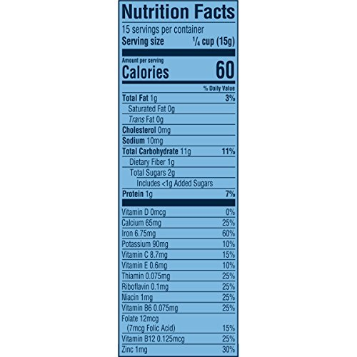 51kIY7 9STL - Gerber Baby Cereal Probiotic Oatmeal & Banana Baby Cereal 8 Ounces (Pack Of 6)
