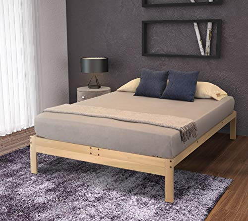 Nomad Plus Platform Bed - Queen