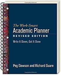 From executive skills experts Peg Dawson and Richard Guare, the large-format academic planner that has helped thousands of students in grades 6–12 is now revised and updated. It provides an all-in-one resource for keeping track of assignments and ...