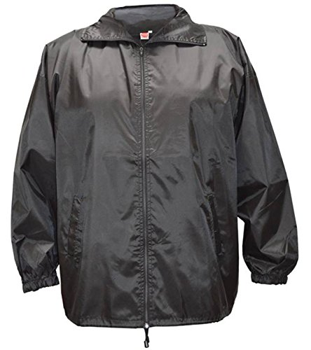 Honeymoon Regenjacke/Windbreaker schwarz 7XL