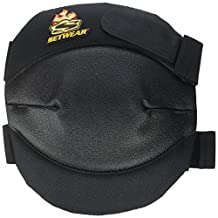 SetWear KNE-05-SFT Soft Knee Pads, Black