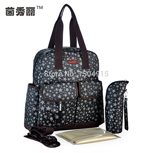Amazon.com : HIGH QUALITY Diaper Maternity bag Baby bags ...