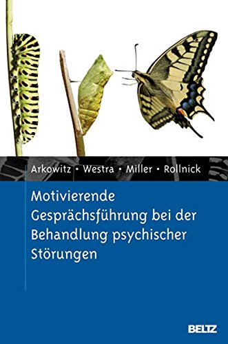 Motivierende Gesprächsführung bei der Behandlung psychischer Störungen