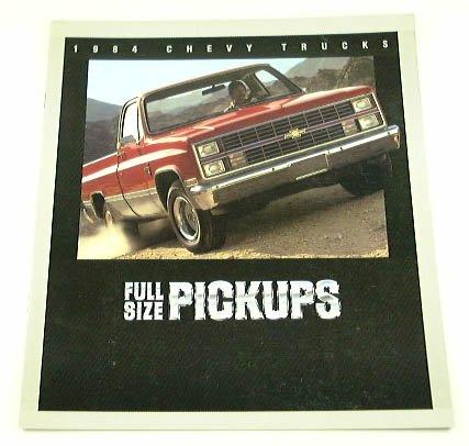 Chevy Sales Brochure - 8
