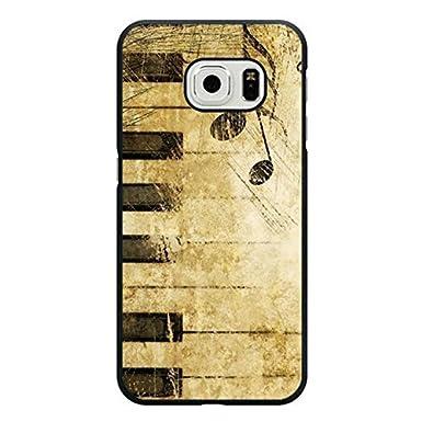 samsung galaxy s6 edge case,piano case,fashion creative piano key