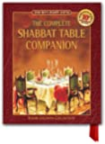 The Shabbat Table Companion (fully transliterated)