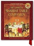 The Shabbat Table Companion (fully transliterated)
