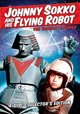 Johnny Sokko and His Flying Robot: The Complete Series by ...