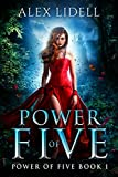 #4: Power of Five: Reverse Harem Fantasy, Book 1