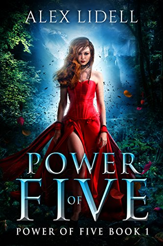 Power of Five: Reverse Harem Fantasy, Book 1 cover