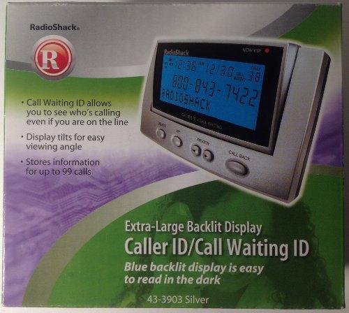 (Radio Shack, Caller ID / Call Waiting ID Box)