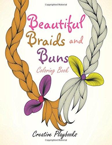 Beautiful Braids and Buns Coloring - Beautiful Braids