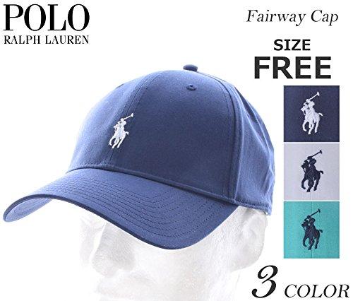 Polo Ralph Lauren Men`s Golf Twill Adjustable Baseball Cap (One Size, Atlas Green (7003) / - Ralph Polo Buy Lauren
