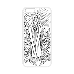 Cool up Virgin Mary Christian and Child Baby Jesus Shock elbow Resistant Soft TPU Case a Cover with Design for iphone 5s to