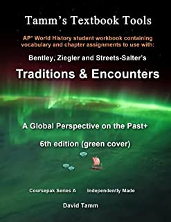 amazon com ap world history traditions and encounters 5th ed rh amazon com Tradition and Encounters 9th Edition Traditions and Encounters Volume 1