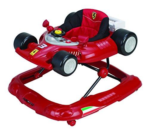 Prinsel 7176 Andadera Ferrari, Rojo