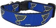 NHL Unisex NHL St. Louis Blues Dog Collar