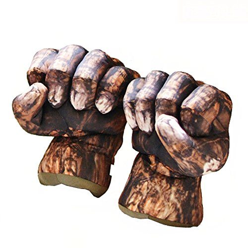 eSmart Stoneman Soft Plush Gloves