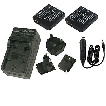 chargeur batterie kodak