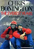 The Everest Years by Sir Chris Bonington front cover